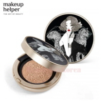 MAKEUP HELPER Art Cushion Luminous Real Essence SPF50+ PA+++ 12g [Black Edition]
